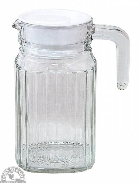 Down To Earth - Luminarc Quadro Glass Pitcher 0.5 Liter