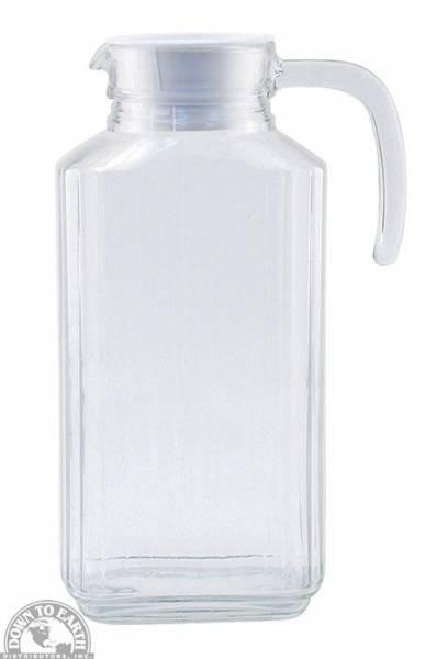 Down To Earth - Luminarc Quadro Glass Pitcher 1.75 Liter