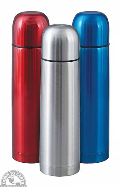 Down To Earth - Mr Coffee Stainless Steel Travel Bottle 17 oz