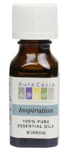 Aura Cacia - Aura Cacia Aromatherapy Oil Blend 0.5 oz- Inspiration