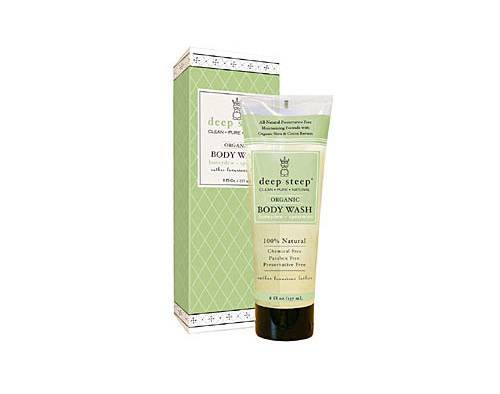Deep Steep - Deep Steep Body Wash Honeydew Spearmint 1 oz