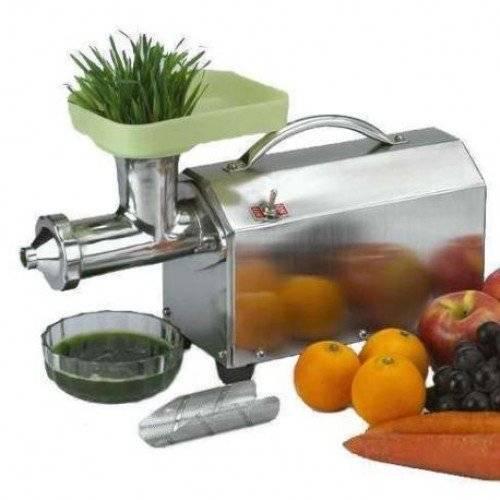 Miracle Exclusives - Miracle Exclusives Miracle Pro Green Machine Wheat Grass Juicer