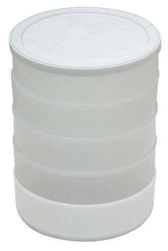 Miracle Exclusives - Miracle Exclusives Biosta Three-Tier Sprouter - Clear