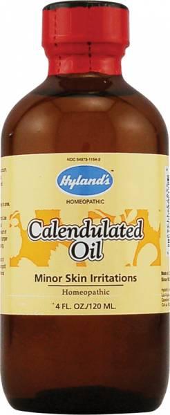 Hylands - Hylands Calendula Oil 4 oz