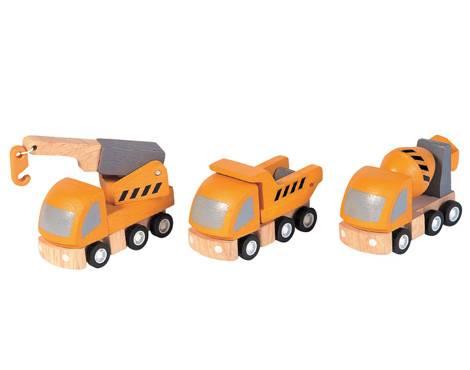 Plan Toys - Plan Toys Highway Maintenance