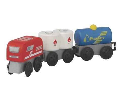 Plan Toys - Plan Toys Fuel Train