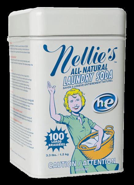 Nellie's - Nellie's Laundry Soda Tin (100 Loads)
