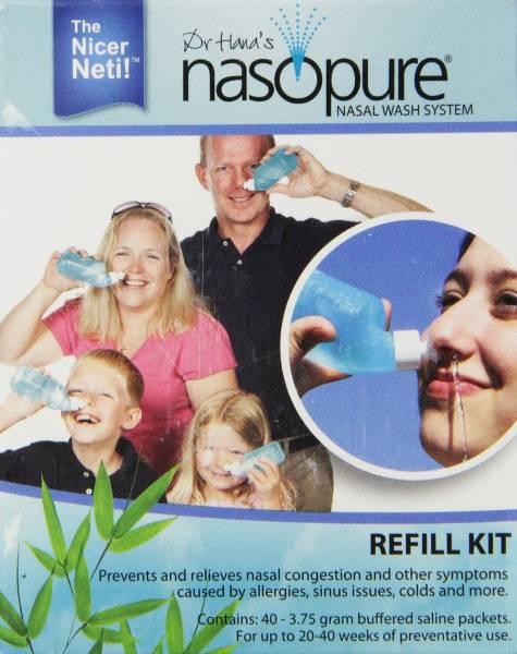 Nasopure - Nasopure Refill Kit
