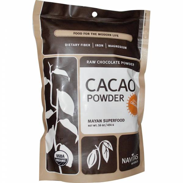 Navitas Naturals - Navitas Naturals Cacao Powder 16 oz