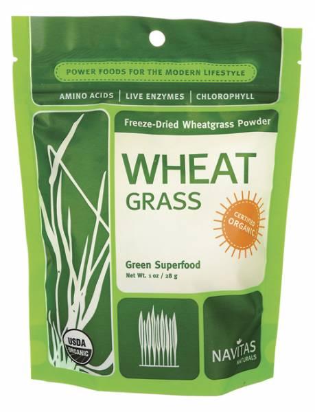Navitas Naturals - Navitas Naturals Powder 1 oz - WheatGrass