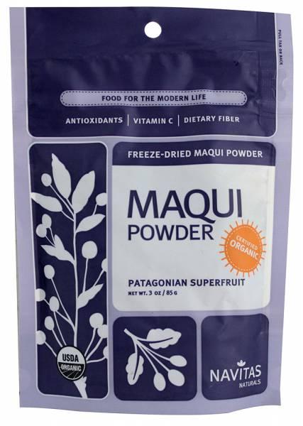 Navitas Naturals - Navitas Naturals Powder 3 oz - Maqui