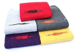 Barefoot Yoga - Barefoot Yoga Deluxe Mexican Yoga Blankets - Thunderbird