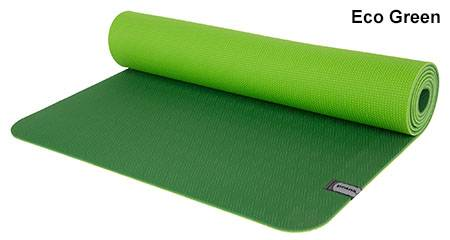 Barefoot Yoga - Barefoot Yoga E.C.O. Mat - Eco Green