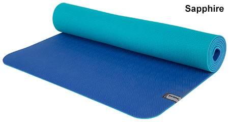 Barefoot Yoga - Barefoot Yoga E.C.O. Mat - Sapphire