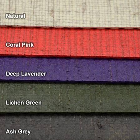 "Barefoot Yoga - Barefoot Yoga The Original Eco Yoga Mat 72"" - Coral Pink"