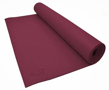 "Barefoot Yoga - Barefoot Yoga Hybrid Eco Mat 1/8"" - Crimson"