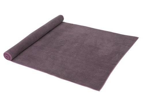 Gaiam - Gaiam Thirsty Yoga Mat Towel - Purple