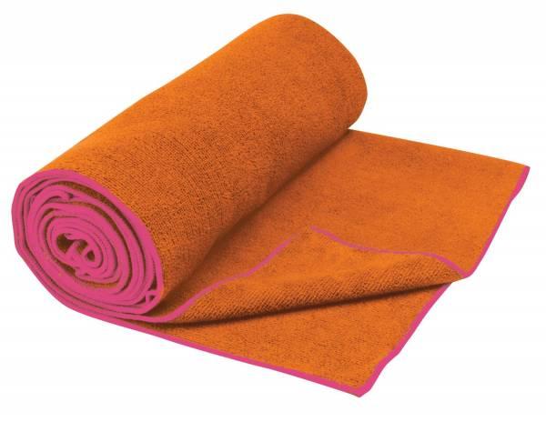 Gaiam - Gaiam Thirsty Yoga Mat Towel - Tangerine