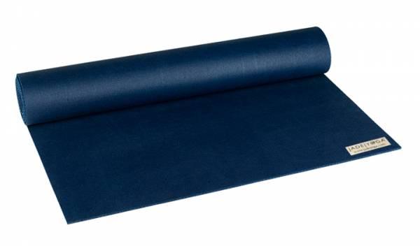 "Jade Yoga - Jade Yoga Harmony Professional Yoga Mat 24"" x 68"" - Midnight Blue"