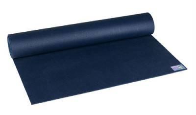 "Jade Yoga - Jade Yoga Harmony Professional Yoga Mat 24"" x 68"" - Slate Blue"