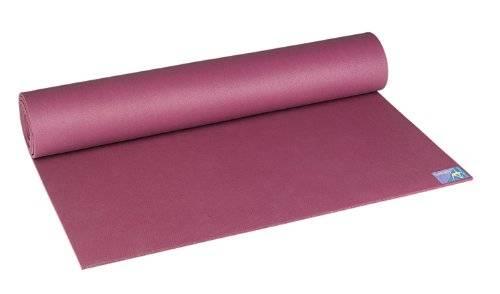 "Jade Yoga - Jade Yoga Harmony Professional Yoga Mat 24"" x 68"" - Raspberry"