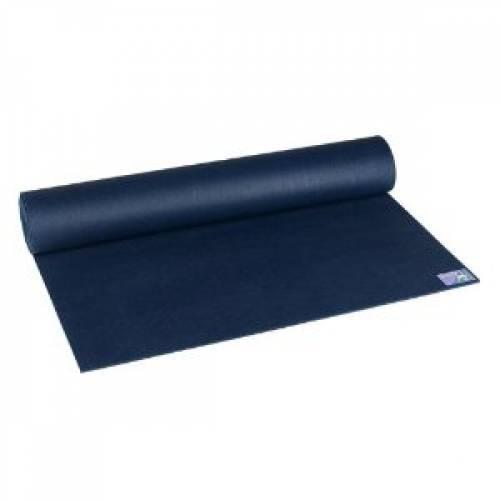 "Jade Yoga - Jade Yoga Fusion Yoga and Pilates Mat 24"" x 68"" - Midnight Blue"