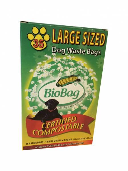 BioBag - BioBag Large Dog Waste Bags