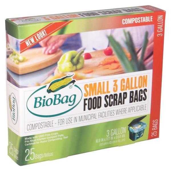 BioBag - BioBag Food Waste Bag 3 Gallon