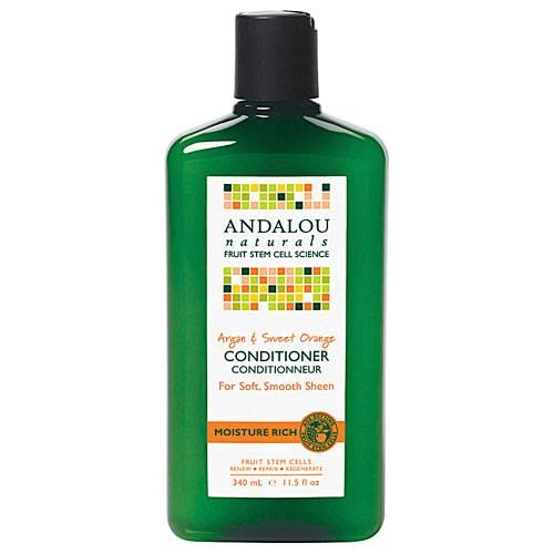 Andalou Naturals - Andalou Naturals Moisture Rich Conditioner Sweet Orange and Argan