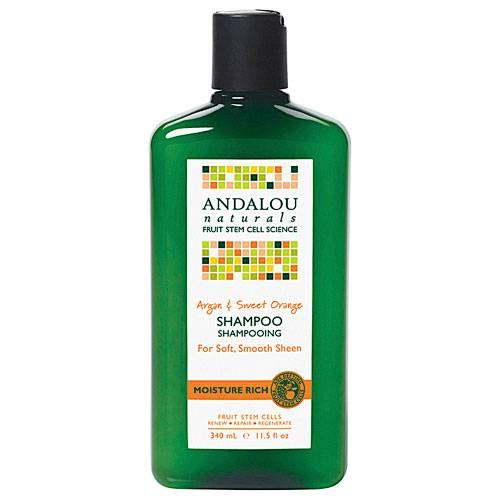 Andalou Naturals - Andalou Naturals Orange Argan Moisturizing Shampoo