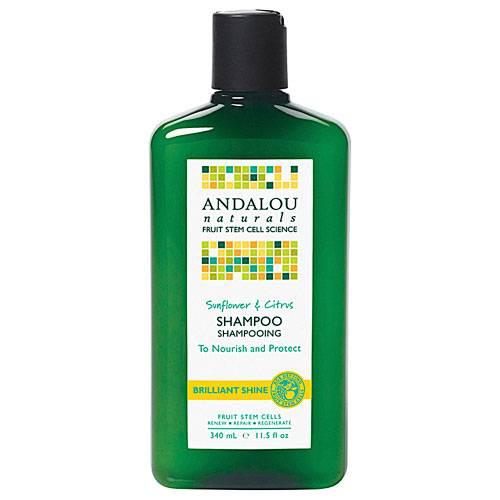Andalou Naturals - Andalou Naturals Sunflower Citrus Shine Shampoo
