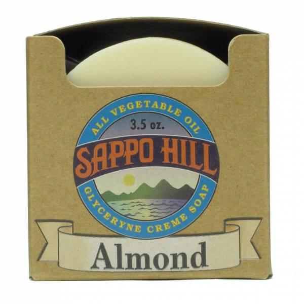 Sappo Hill Soapworks - Sappo Hill Soapworks Almond Crepe Soap