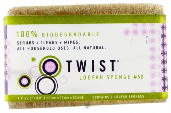Twist - Twist Loofah Cleaning Sponge (12 Pack)