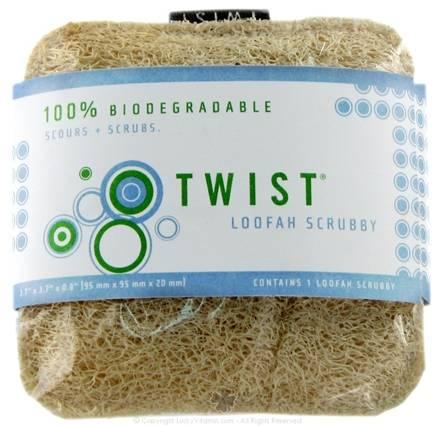 Twist - Twist Scrubby Loofah (12 Pack)