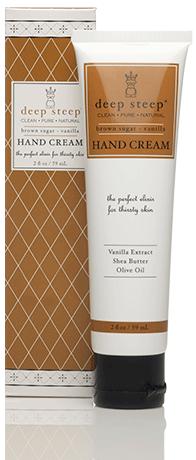Deep Steep - Deep Steep Hand Cream Lavender Chamomile 2 oz