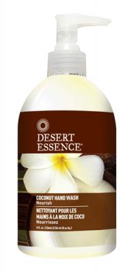 Desert Essence - Desert Essence Organics Hand Wash Coconut 8 oz
