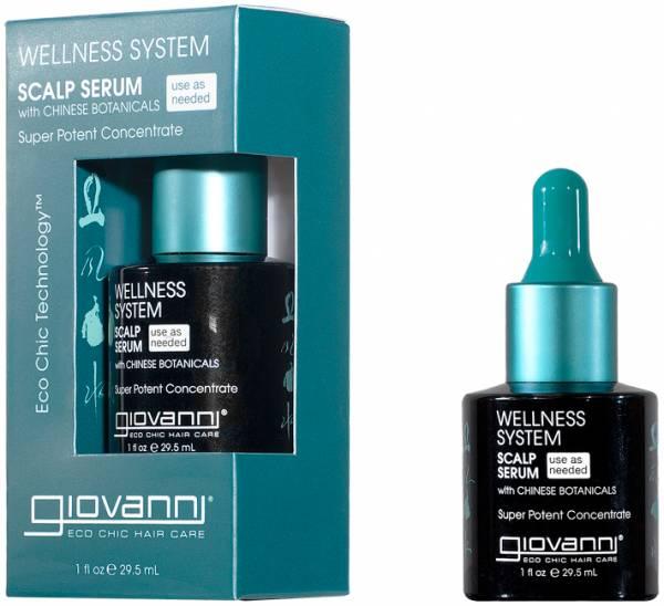 Giovanni Cosmetics - Giovanni Cosmetics Wellness System Scalp Serum Chinese Herbs 1 oz
