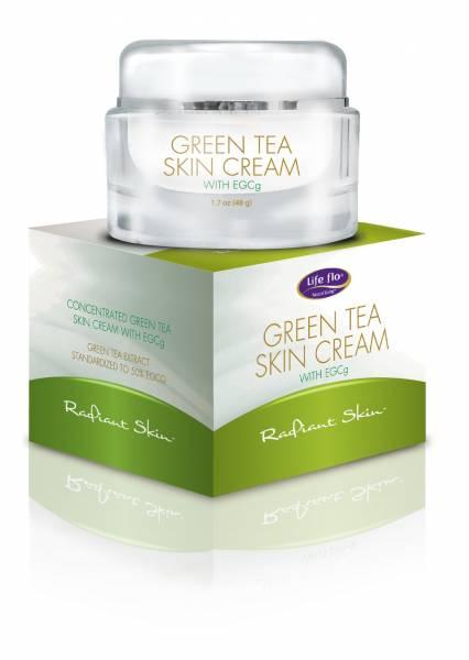 Life-Flo Health Care - Life-Flo Health Care Green Tea Skin Cream with EGCG 1.7 oz