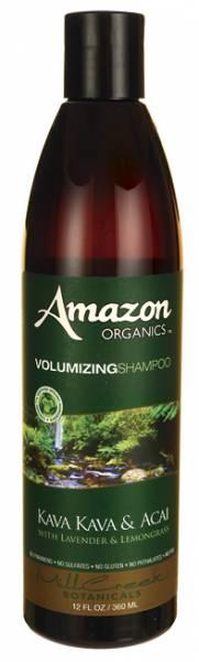 Mill Creek Botanicals - Mill Creek Botanicals Amazon Organics Volumizing Shampoo 12 oz
