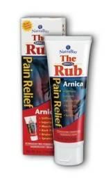 Natra-Bio/Botanical Labs - Natra-Bio/Botanical Labs Arnica Cream 'The Rub' 4 oz