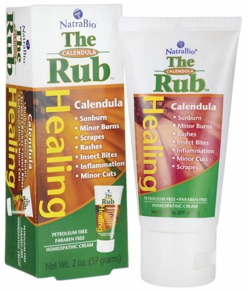 Natra-Bio/Botanical Labs - Natra-Bio/Botanical Labs Calendula PL Medicated Cream 2 oz