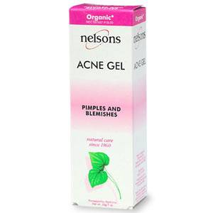 Nelson Homeopathics - Nelson Homeopathics Acne Gel 30 gm