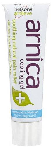 Nelson Homeopathics - Nelson Homeopathics Arnica Cooling Gel 30 gm
