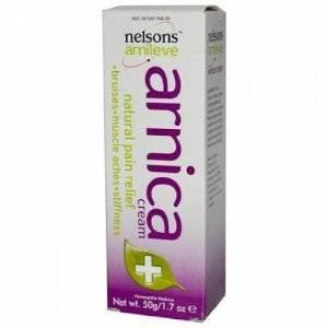 Nelson Homeopathics - Nelson Homeopathics Arnica Cream 50 gm