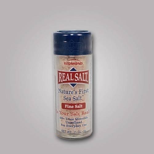 Redmond Trading Company - Redmond Trading Company Real Salt Granular Pocket Shaker 0.21 oz