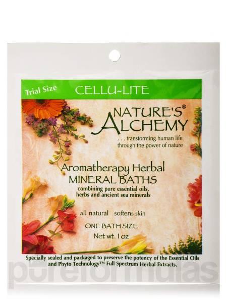 Nature's Alchemy - Nature's Alchemy Aromatherapy Bath Cellu-Lite 1 oz