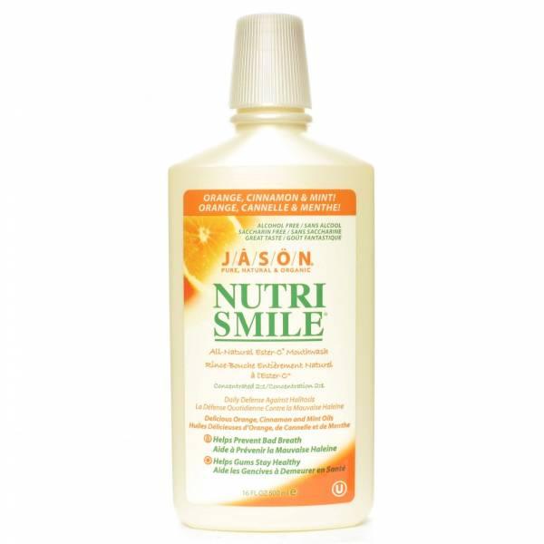 Jason Natural Products - Jason Natural Products Mouthwash Nutrismile 16 oz