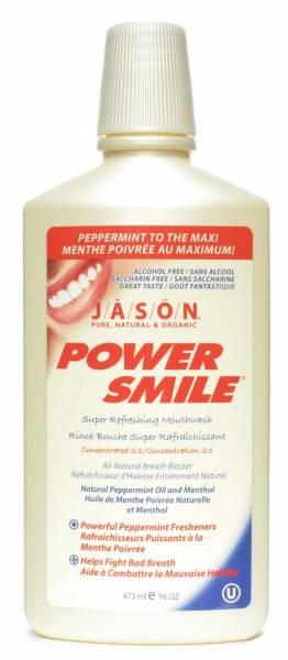 Jason Natural Products - Jason Natural Products Mouthwash Powersmile 16 oz