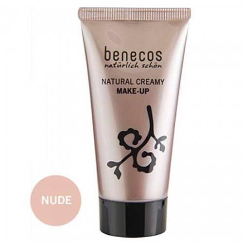 Benecos - Benecos Natural Creamy Make-up - Nude