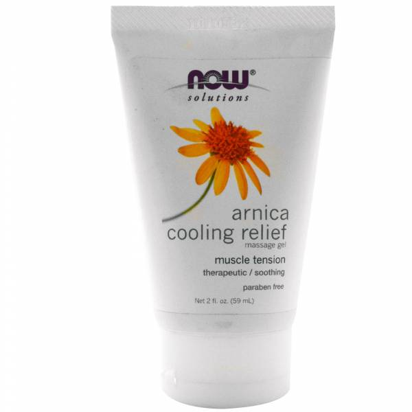 Now Foods - Now Foods Arnica Cooling Relief Gel 2 oz